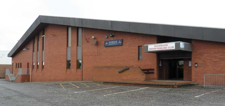 Auchinleck Indoor Bowling Club